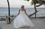 bride on tree